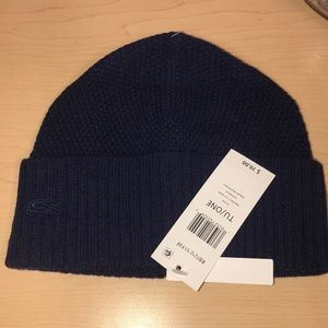 Lacoste beanie / hat wool / cashmere